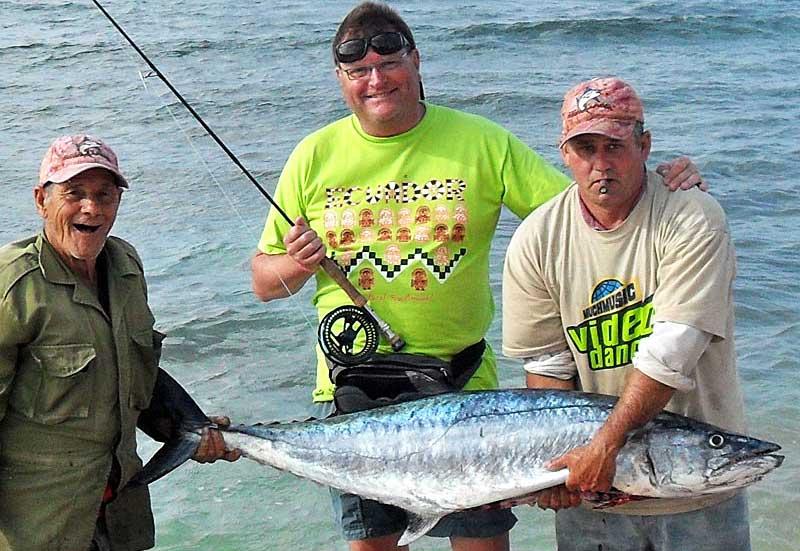 Fiskerejse til Cuba