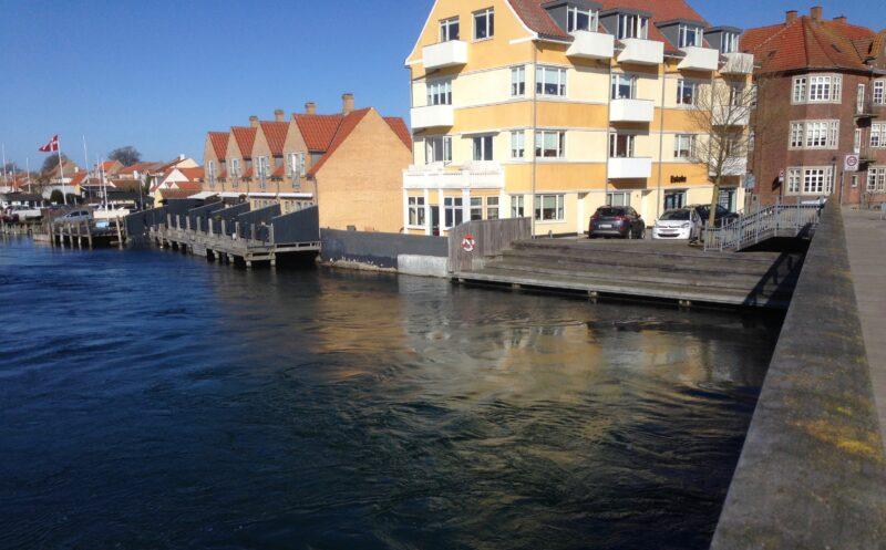 Kertemindebroen mod Nyborg (Odensevej)